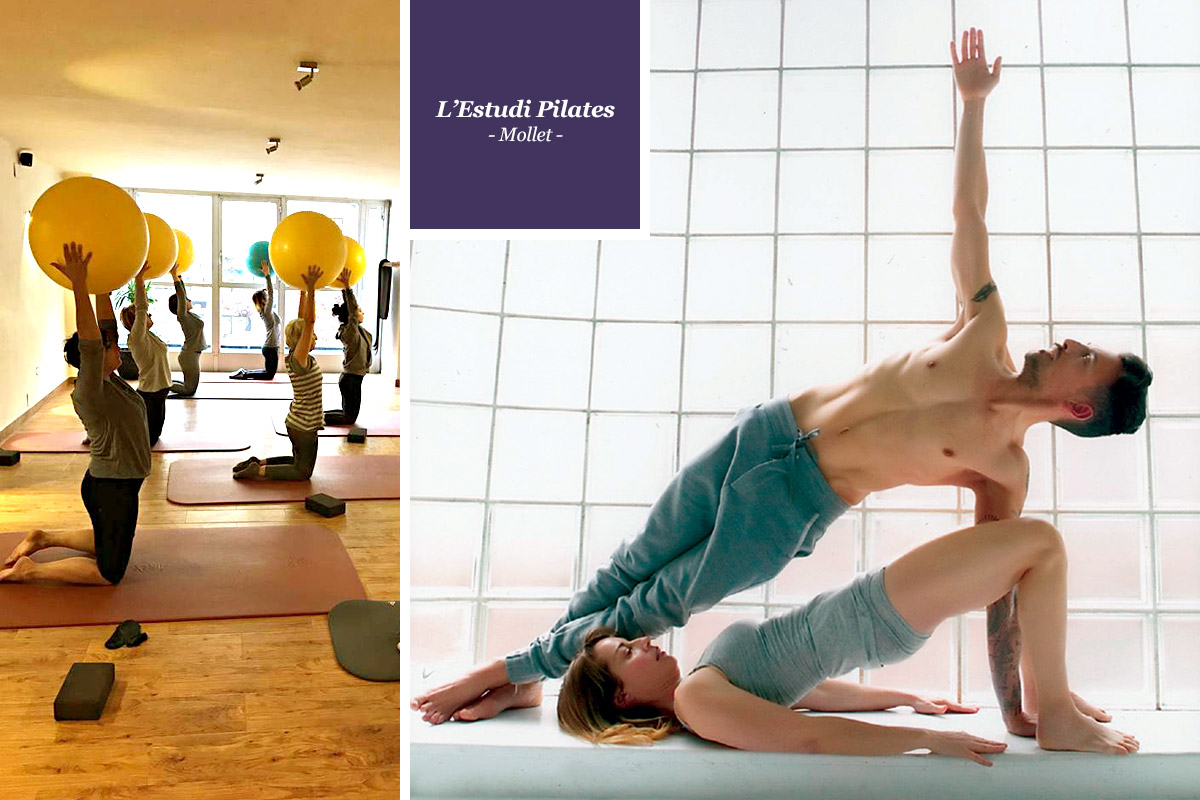 L'Estudi Pilates a Mollet del Vallès.